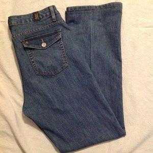 Wrangler Aura Jeans Size 12A